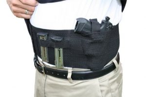 belly band gun holster