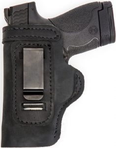 CUSTOM FIT LEATHER HOLSTER