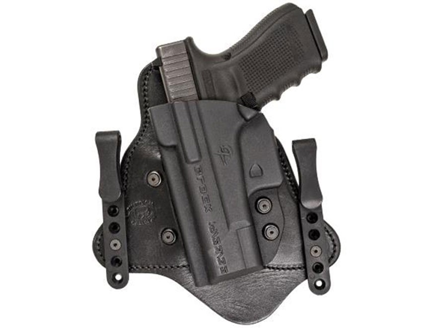 product image of the Comp-Tac MTAC Premier IWB Hybrid Holster in 2017