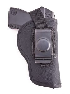 OB-29L Nylon IWB/OWB Combo Holster by Outbags