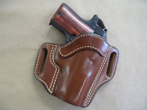 OWB Holster by Azula Gun Holsters
