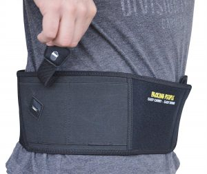 Packing People Belly Band Holster