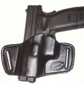 small of back Concealed Carry Leather Holster by Pro Carry
