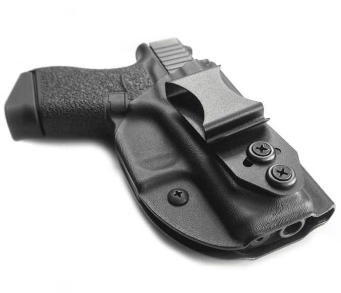image of the Vedder Holsters LightTuck IWB Kydex Appendix Holster in 2017