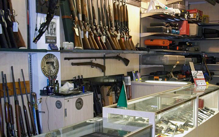 Criminal sells weapon to pawn shop leading to his capture gun news daily Easy pond shop