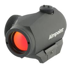 image showing the Aimpoint Micro H2