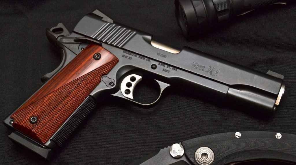 image of a beautiful remington R1