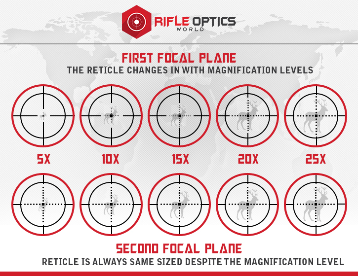 image showing focal plane in action
