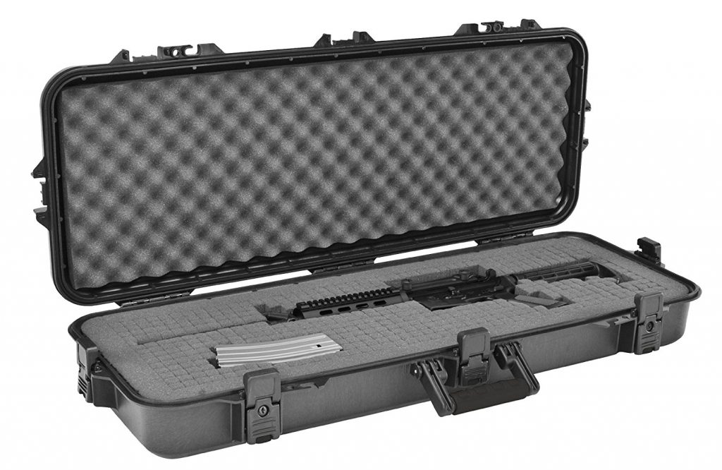 "image of Plano Molding All Weather Tactical Gun Case (42"")"