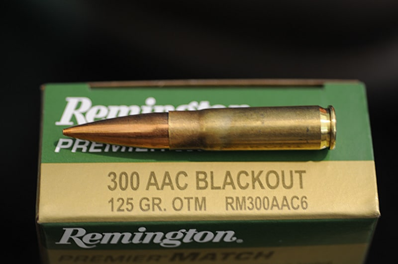 image of the .300 AAC Blackout