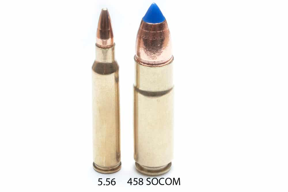 image of the 458 SOCOM