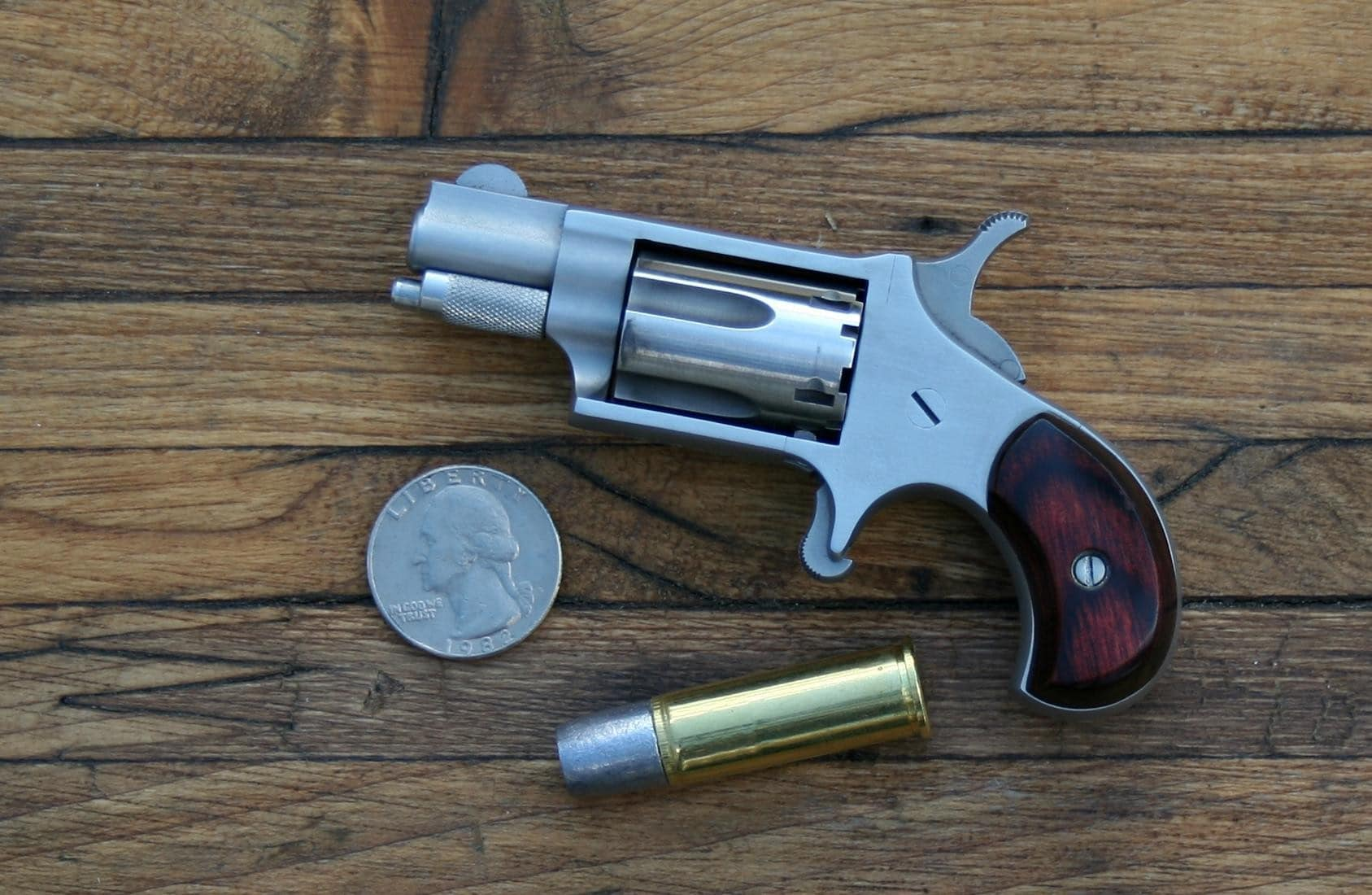 image of NAA Mini-Revolver