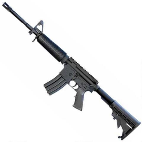 image of Armalite M-15, A4