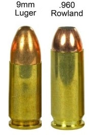 a picture of a 9mm with a 960 rowland