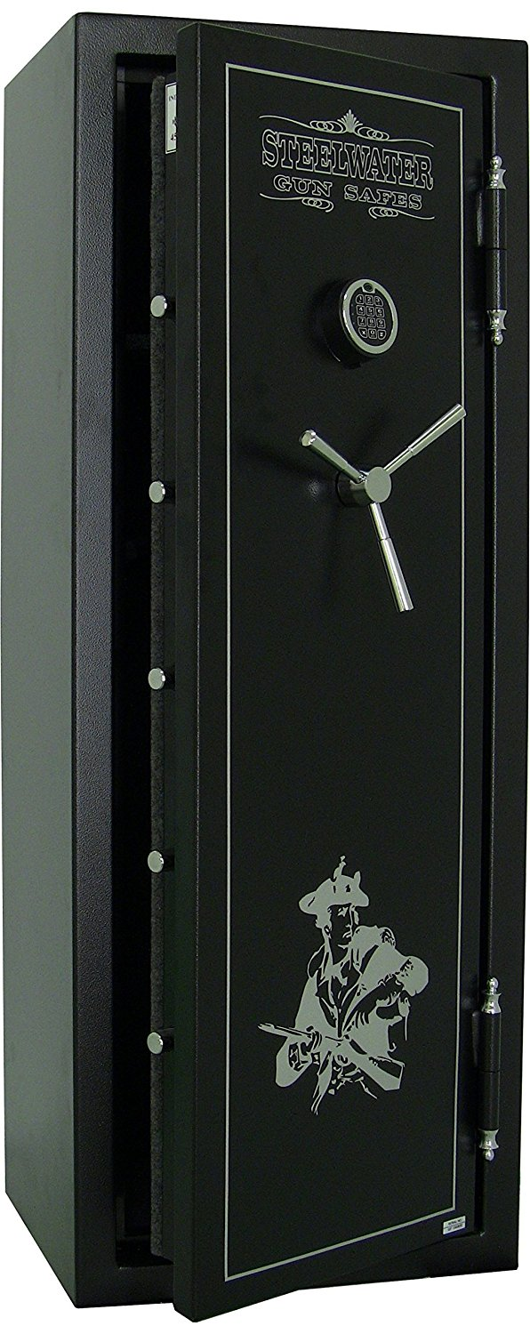 Steelwater Heavy Duty 16 Long Gun Safe
