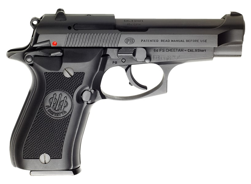 image of Beretta Cheetah