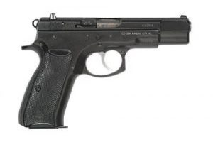 a picture of the CZ75