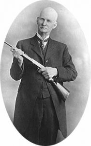 a picture of John Moses Browning