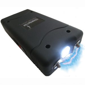a picture of the terminator 15 million volt stun gun
