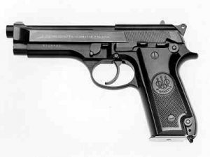 a picture of an updated Beretta M92