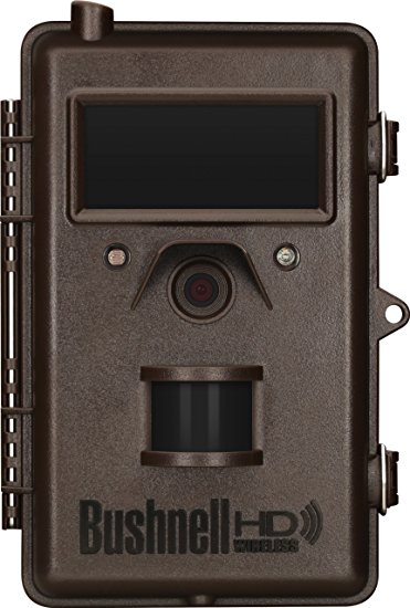 Image of The Bushnell 8MP Trophy Cam Standard Edition