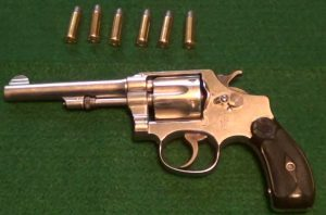 a picture of the .32 S&W Long Hand Ejector