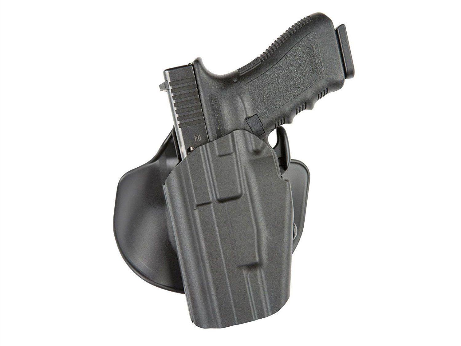 image of 578 GLS Pro-Fit Holster by Safariland, Rogers, and Ultimate Arms Gear with gun