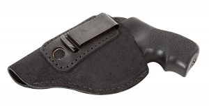 The Ultimate Suede Leather IWB Holster by Relentless Tactical
