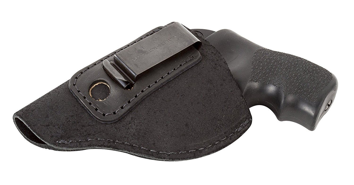 image of The Ultimate Suede Leather IWB Holster by Relentless Tactical