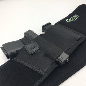 Belly Band for Concealed Carry by Concealed Carrier, LLC