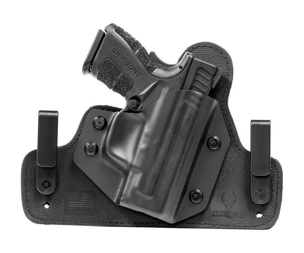 product image of the amazing Alien Gear Holsters Cloak Tuck 3.0 inside the waistband 2017