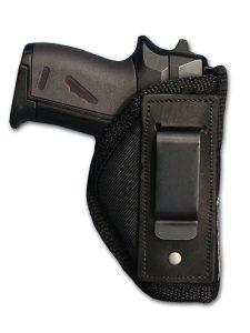 Barsony Gun Concealment Belt Clip Holster