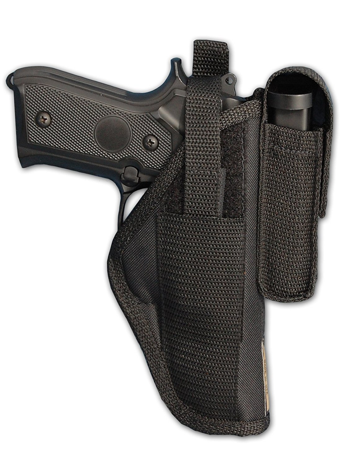 image of Barsony Gun OWB Belt Holster