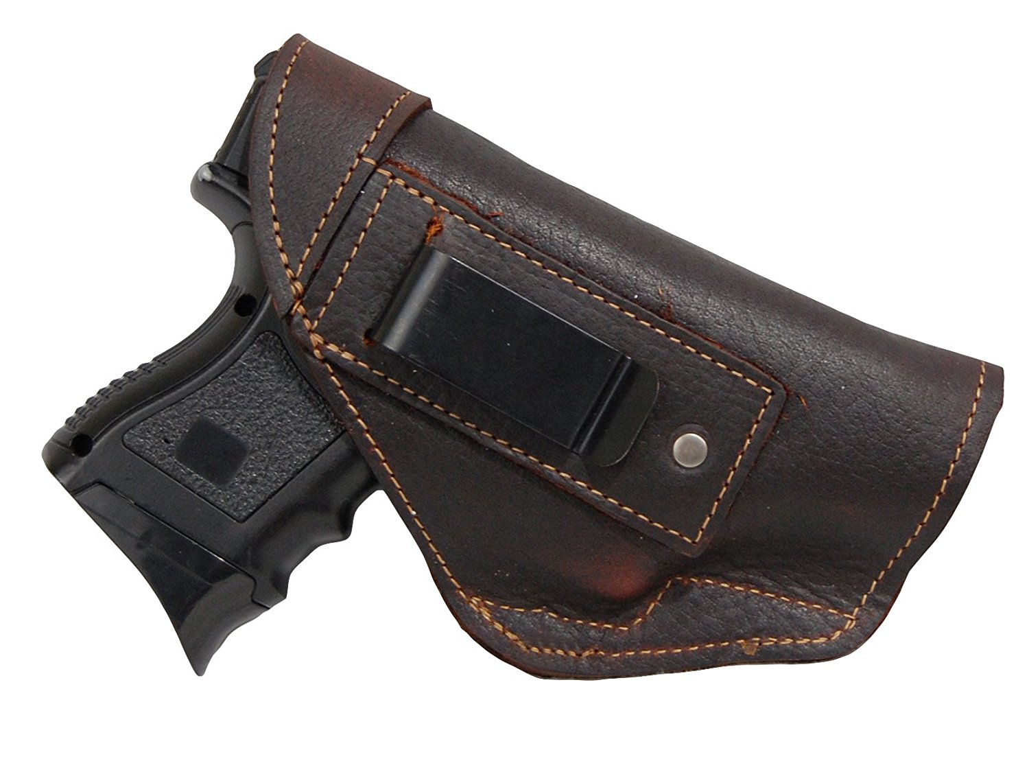 Barsony Leather Holster For CZP01