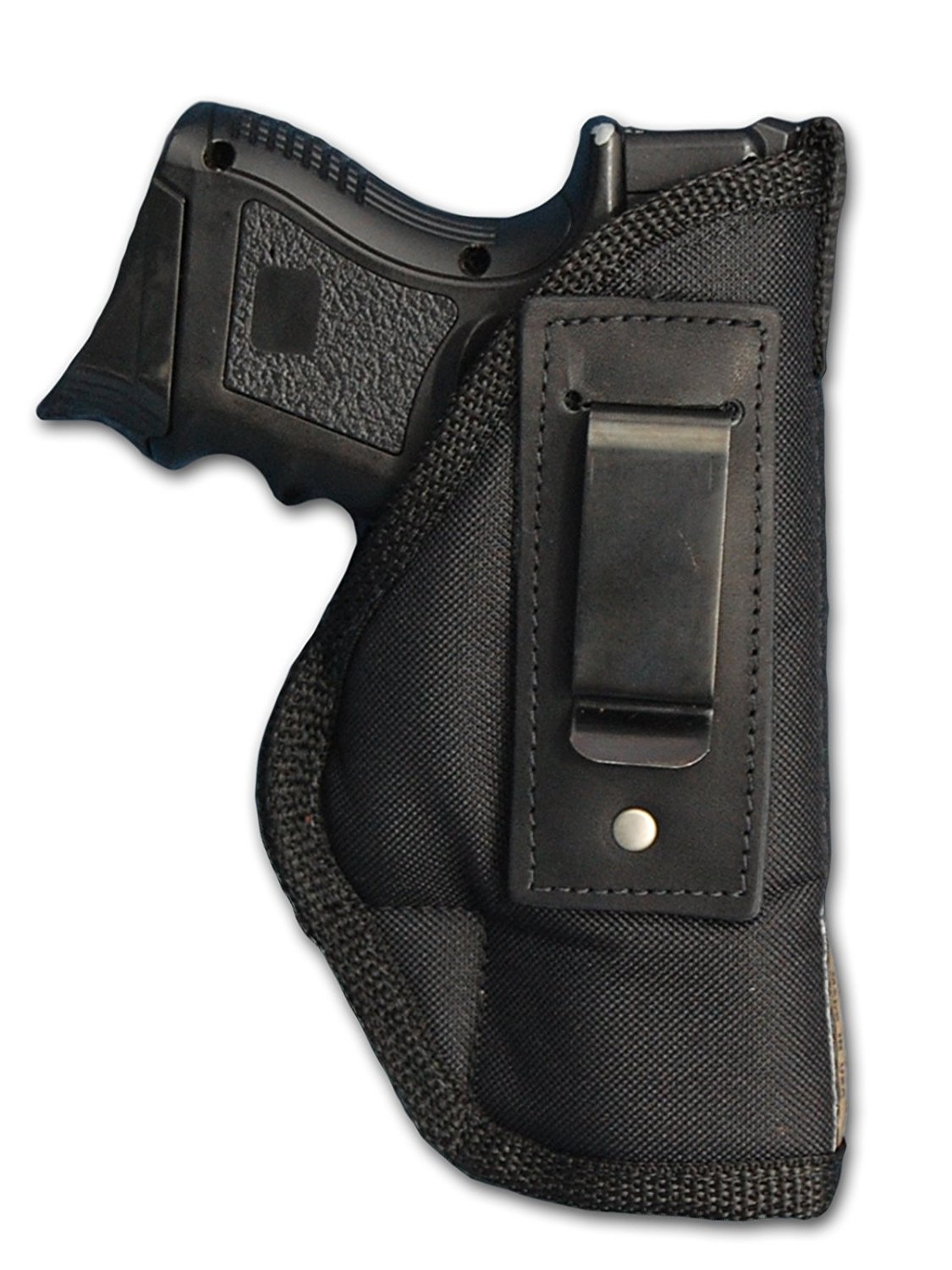 image of Barsony Nylon Gun Inside the Waistband Holster