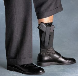 Black Ankle Holsters