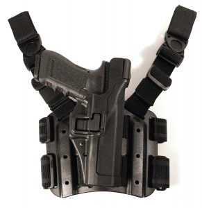Blackhawk Serpa Level 3 Tactical Black Holster