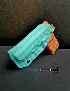 Clearwater Tactical IWB Kydex Gun Holster for CZ p07