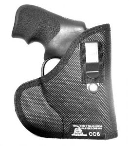 Combination Pocket IWB CC6 Holster by Don't Tread on Me
