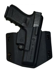 product image of the Comp-Tac Flatline iwb owb Holster in 2017