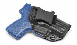 Concealment Express IWB Hydex Holster