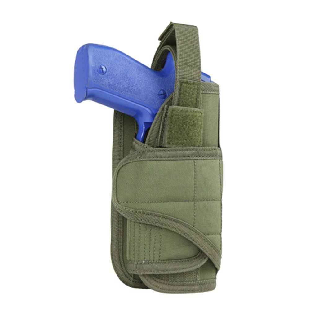 image of Condor VT Holster with blue gun