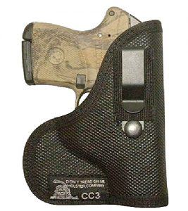 DTOM Combination Pocket IWB Holster