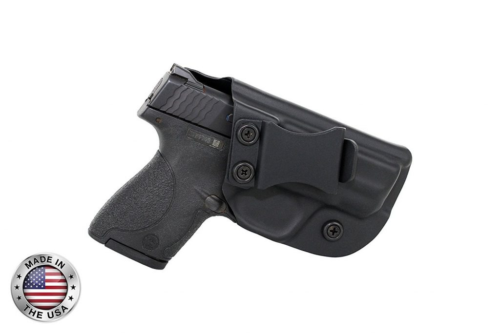 product image of Everyday Holsters IWB Kydex Concealed Carry Holster in 2017