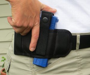 Federal Concealed Carry Belt Holster
