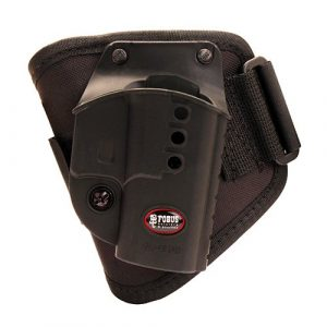 Fobus GL43NDA Glock 43 Ankle Holster for Right Hand Draw