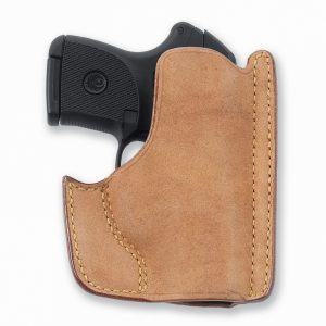 brown pocket holster