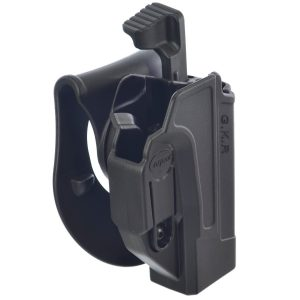 Glock Thumb Release Polymer Paddle Holster by Orpaz