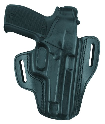 Gould & Goodrich B802-26R Gold Line Two Slot Pancake Holster