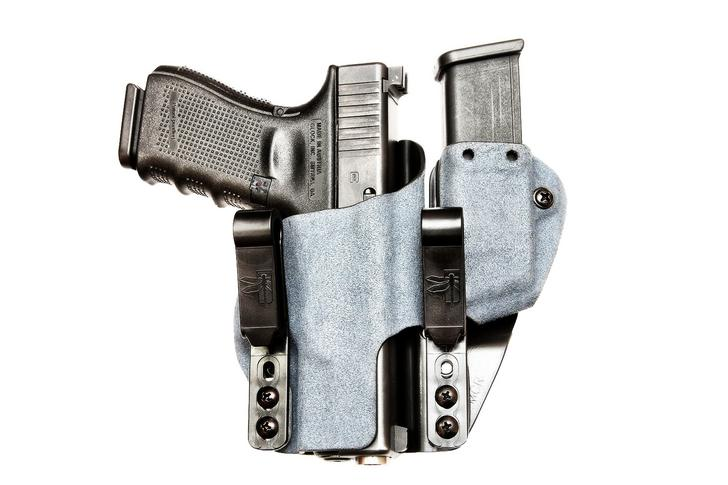 product image of the Haley Strategic G-Code INCOG holster, a good holster for the sig 1911